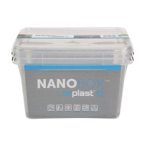 Pojemnik Do Żywności Antybakteryjny Nano Box Set 2X2L 3031