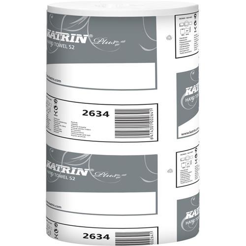 Katrin Ręcznik Plus Biały Celuloza 2634