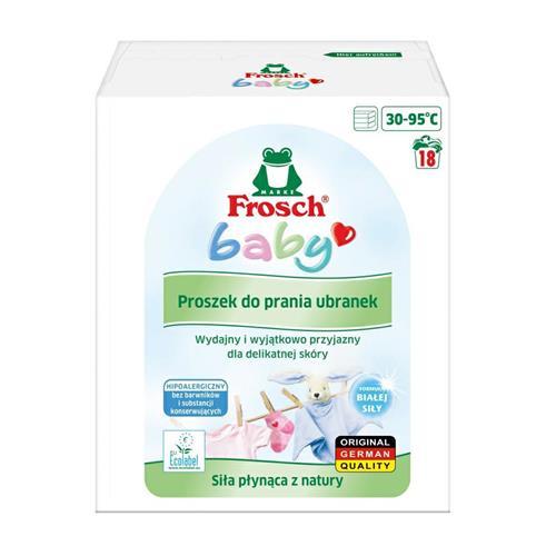 Frosch Proszek Do Prania Ubranek Dziecięcych 1,21kg
