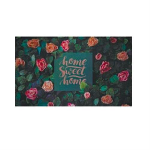 Wycieraczka Decor 47x75cm Wzór Home Sweet Home 0801 F