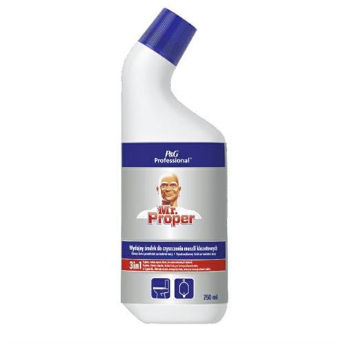 Mr.Proper 3w1 Żel Do Wc Toalet 750ml