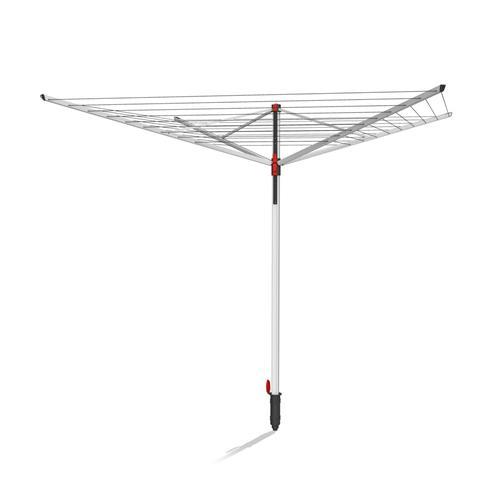Suszarka Zewnętrzna Aluminiowa Sun Lift 50m 168252
