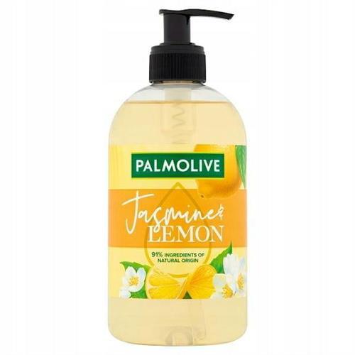 Palmolive Mydło W Płynie Jasmine&Lemon 500ml..