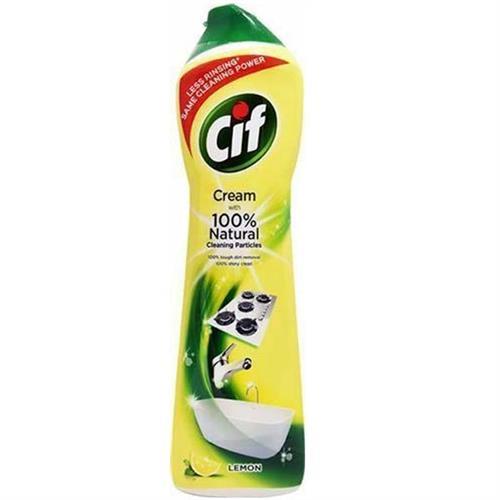 Cif Mleczko Do Czyszczenia Lemon 500ml