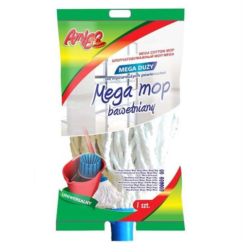 Amigo wkład do mopa baweł. Mega