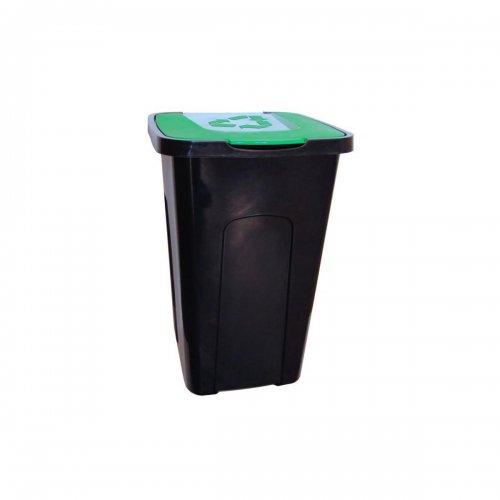 kosz_do_segregacji_50l_zielony-20646