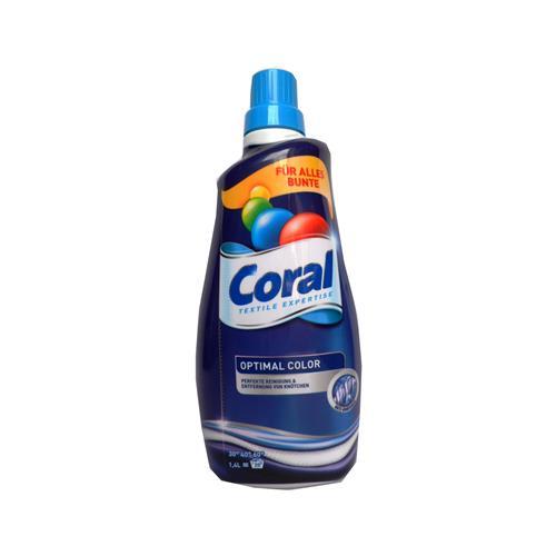 Coral Żel Do Prania Optimal Color 1,5L