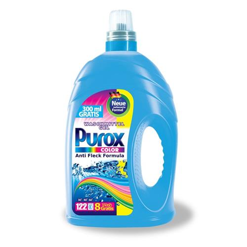 Purox Płyn Do Prania 4,3l Color