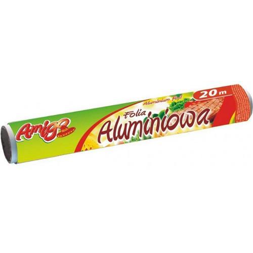 Amigo Folia Aluminiowa 20m 134