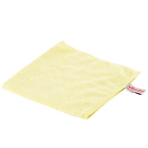 Ścierka Microtuff Base żółta 145843 Vileda Professional