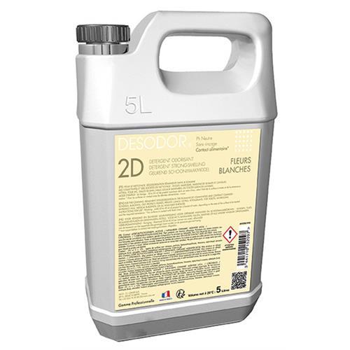 Desodor Perfumowany Detergent 5l Białe K