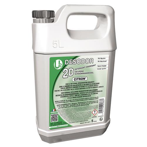Desodor Perfumowany Detergent 5l Lemon