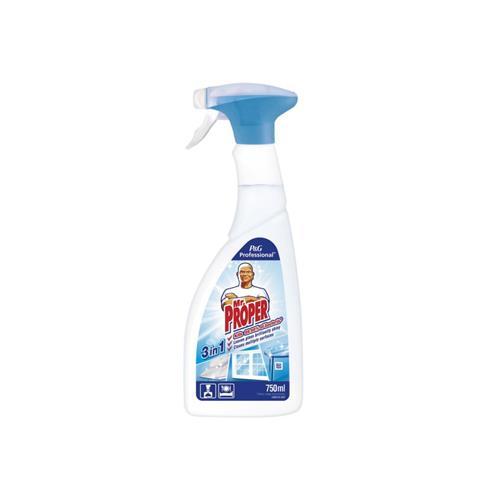 Mr.Proper 750ml Płyn Do Powierzchni Szklanych Dezynfekujący Procter&Gamble
