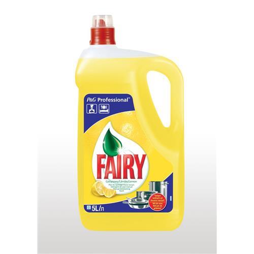 Fairy Lemon Manual Dishwashing 5L_new-17475