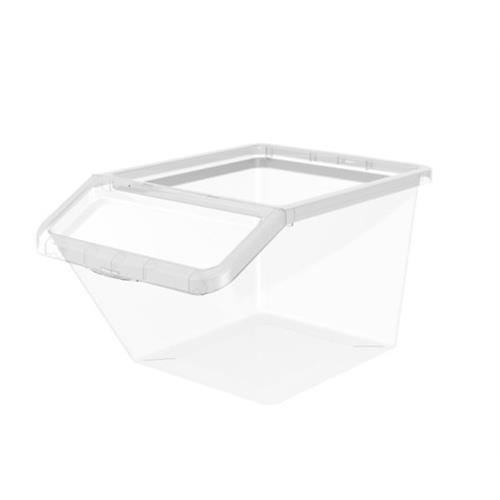 Plast Team Pojemnik Z Pokrywą Basic Box 44l Uchylny 2287