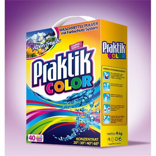 Praktik Express Color Proszek 4,4kg Kart Clovin