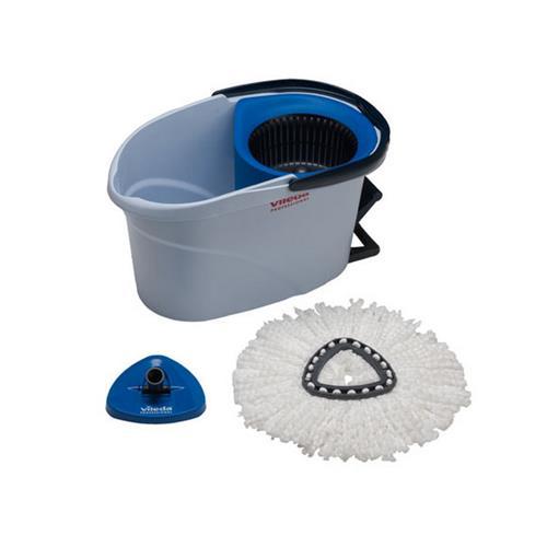 Vileda Ultraspin Starter Kit Blue  Wiadro + Mop 152910 Vileda Professional