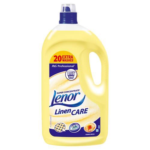Lenor Płyn Do Płukania Żółty 5l 200 Prań Summer Procter&Gamble